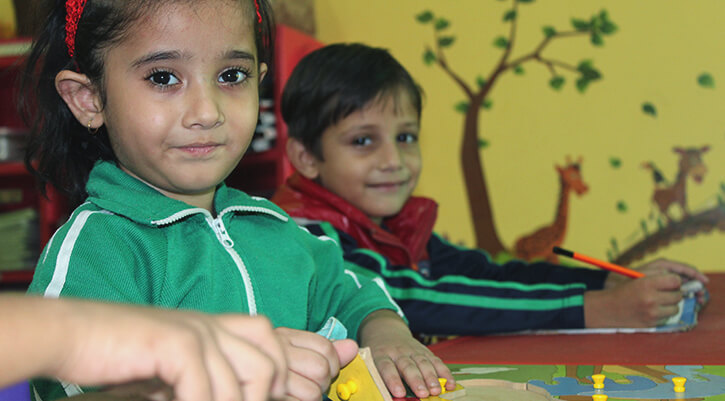 Best Play Schools In Triveni Nagar