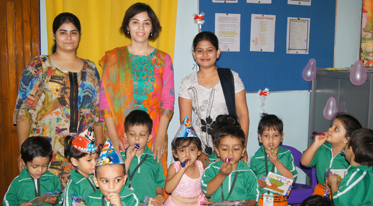 Triveni Nagar Best Play School