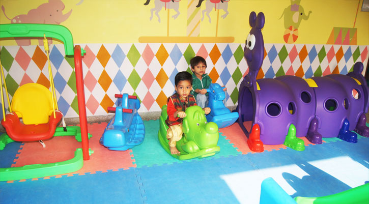 Best Play School Triveni Nagar